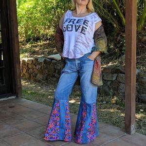 Levi Strauss 501 Hippie Jeans W35/L32